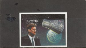 GAMBIA 767 SOUVENIR SHEET MNH 2014 SCOTT CATALOGUE VALUE $4.00