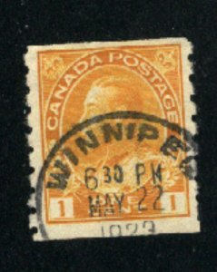 Canada #126   used     PD