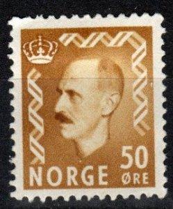 Norway #348 F-VF Unused CV $4.75 (SU8633)