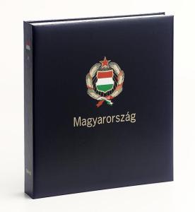 DAVO Luxe Hingless Album Hungary IV 1980-1989