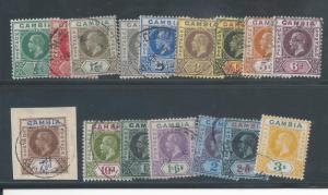 Gambia 70-85 U