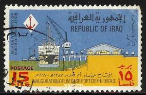 Iraq 1967 Scott# 441 Used