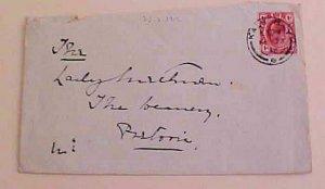 TRANSVAAL  KALK BAY 1912