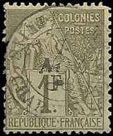 French Colonies  - 59 - Used - SCV-45.00
