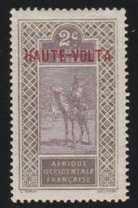Upper Volta 2  Camel MH
