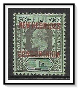 New Hebrides - British #16 King Edward VII MHR