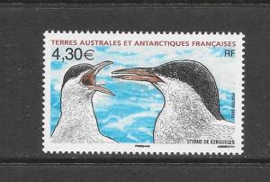 BIRDS - FRENCH SOUTHERN ANTARCTIC TERRITORIES #429 MNH