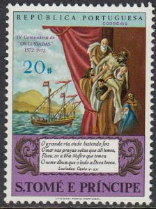 St. Thomas & Prince Is. 407 MNH - The Lusiads