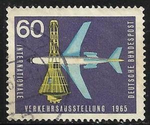 Germany 1965 Scott # 924 Used