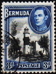 Bermuda. 1938  3d  S.G.114a Fine Used