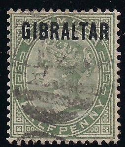 Gibraltar 1 Used F-VF