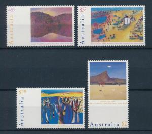 [73481] Australia 1994 Paintings Landscapes Riverbank Trees  MNH