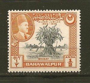 Bahawalpur 24 Wheat MNH