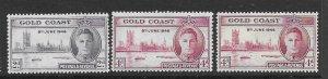 Gold Coast 128-29 129a  VF LH