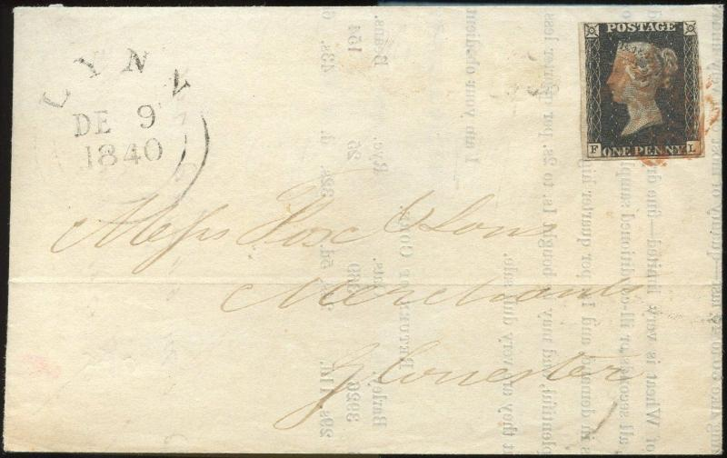 GB#1 ON FOLDED LETTER QUOTES OF WHEAT, CORNS, & PRODUCE BN8835