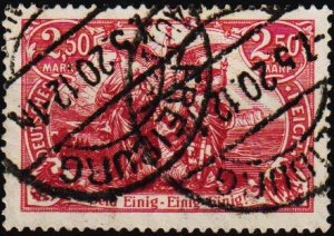 Germany.. 1916 2m50 S.G.116a Fine Used
