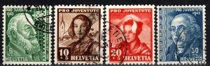 Switzerland #B120-3 F-VF Used CV $4.95  (X2607)