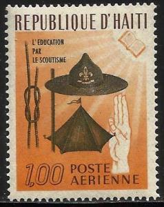 Haiti Air Mail 1966 Scott# C271 MNH