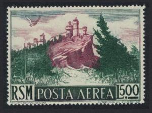 San Marino View from St Mustiola 500L SG#415 MI#450 CV£320+