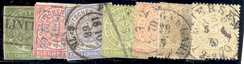 North German Conf,  used lot
