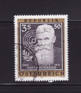 Austria 1331 Set U Hanns Horbiger, Inventor (B)