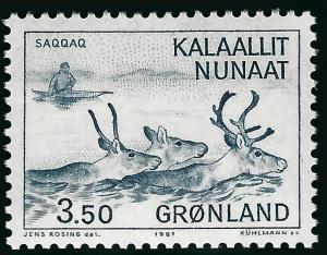Greenland Scott #146 VF MNH...Nice!
