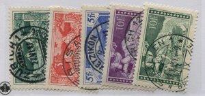 SWITZERLAND  181-85   USED