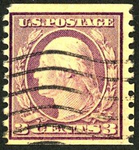 U.S. #493 USED