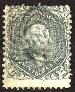 U.S. #78 Used