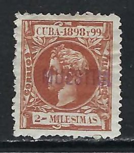 CUBA 157 MOG SPECIMEN V464