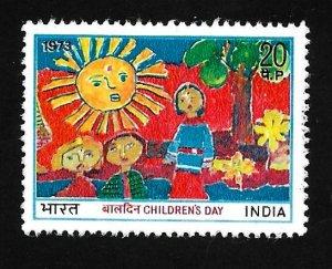 India 1973 - U - Scott #596