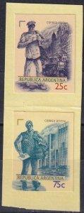 Argentina #2045-6 MNH CV $90.00  (Z7181)