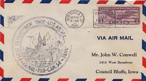 United States, First Flight, New York