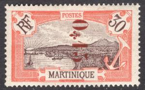 MARTINIQUE SCOTT 116A