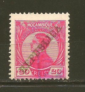 Mozambique 117 King Used