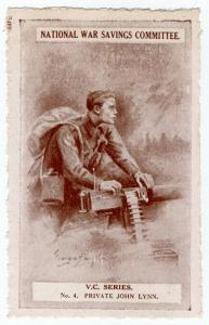 (I.B) Cinderella : National War Savings (VC Series 4) John Lynn