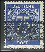 Germany - 592 - Used - SCV-24.00