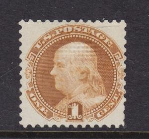 112 F-VF unused ( mint no gum ) with nice color cv $ 225 ! see pic !