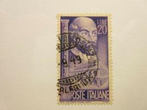 ITALY  Scott  524  USED  LotX  Cat $9
