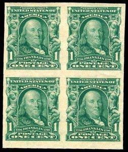 U.S. 1902-03 ISSUE 314  Mint (ID # 83836)