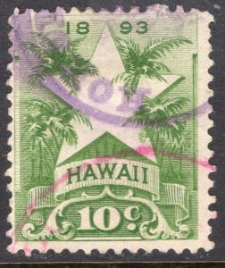 HAWAII SCOTT 77