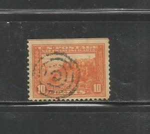 #400A PANAMA-PACIFIC EXPOSITION ISSUE Perf. 12
