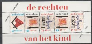 Netherlands  #B649a  MNH   CV $5.75 (S4060L)