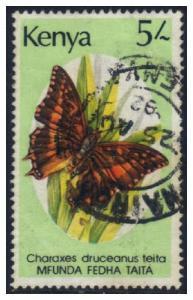 Kenya 1988 SG446 Used