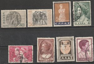 Greece Used & Mint lot #5