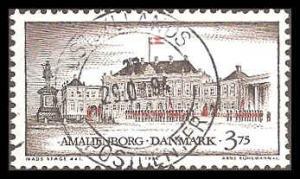 Denmark 1001 Used VF