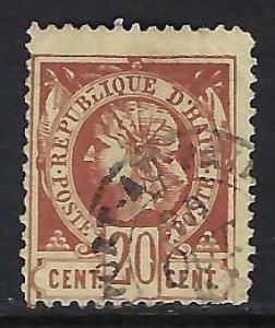 Haiti 13 VFU S002-5