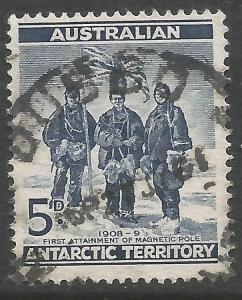 AUSTRALIA L6 VFU ANTARTIC Z5329-1