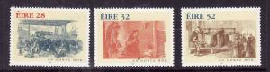 Ireland-Sc#1064-6-unused NH set-The Great Famine-1997-