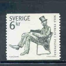 Sweden Sc 1447  1983 Nils Ferlin Poet stamp  mint NH